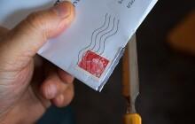 Как получить дебетовую карту по почте?