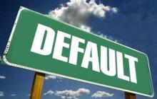 Что такое дефолт простым языком?