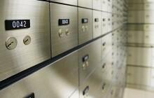 Стоимость аренды банковской ячейки в Сбербанке?