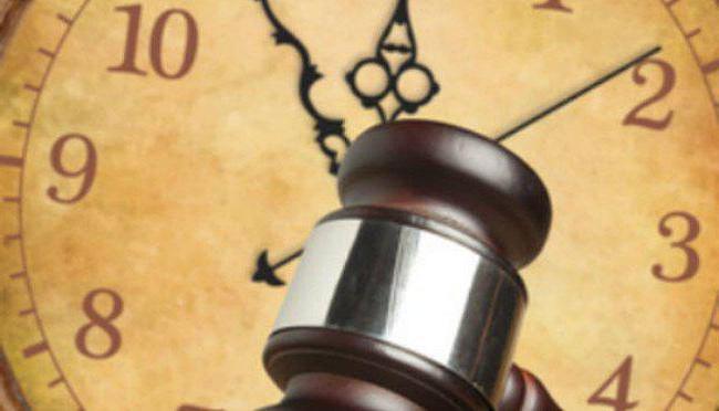 Срок исковой давности по делам о взыскании просроченной кредитной задолженности