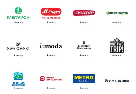 основные партнеры альфа банка